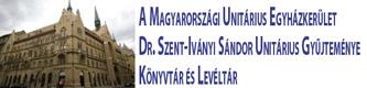 Dr. Szent-Iványi Sándor Unitárius Gyűjtemény (Könyvtár és Levéltár)
