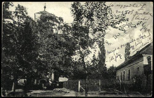 Alsópél Római katolikus templom és plébánia