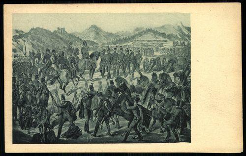 Aradi vértanúk; A világosi fegyverletétel 1849. augusztus 13.