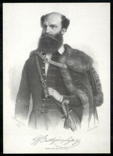 Aradi vértanúk; Batthyány Lajos (1806-1849)
