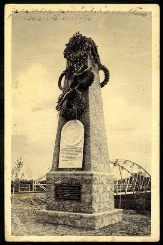 Mátészalka Székely hősök emlékoszlopa