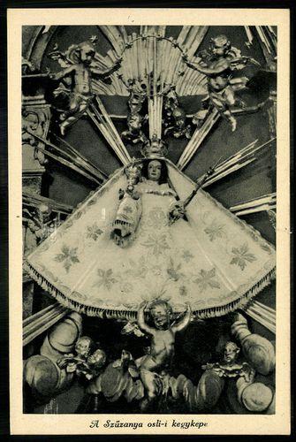 Osli A Szűzanya osli-i kegyképe