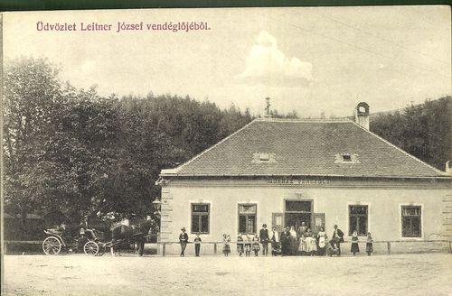 Üdvözlet Leitner József vendéglőjéből