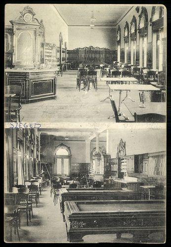 Szeged New York kávéház