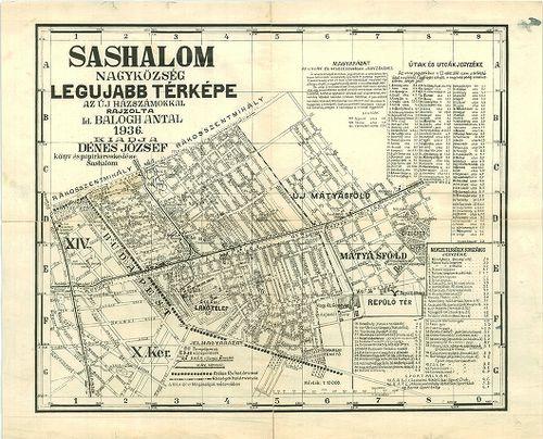 sashalom térkép Találatok (HIER=(BFLTerkeptarHierarchy 13)) | Térképek | Hungaricana