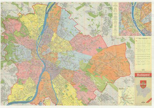 budapest térkép nyomtatható verzió Budapest térkép [Budapest térképeinek katalógusa 4556] | Térképek  budapest térkép nyomtatható verzió