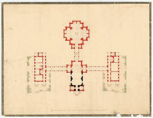 Római katolikus templom és plébánia. A fóti templomegyüttes ... [HU BFL - XV.17.f.331.b - 4/14]