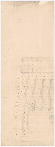 Ferencvárosi római katolikus plébániatemplom. Középső torony... [HU BFL - XV.17.f.331.b - 47/13]
