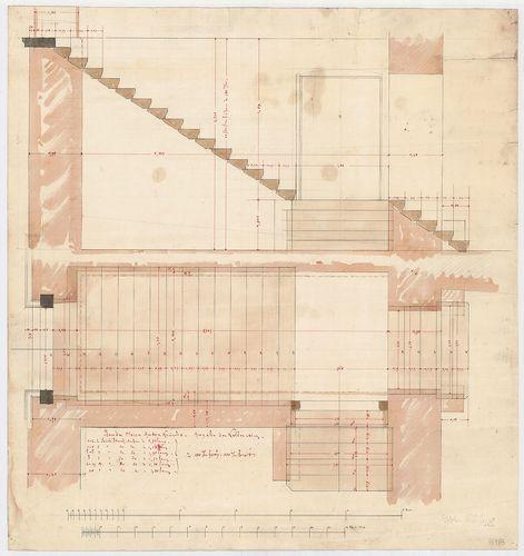 Kreische Antal bérháza. Pincelépcső kőkonszignációja. [HU BFL - XV.17.f.331.b - 67/8]