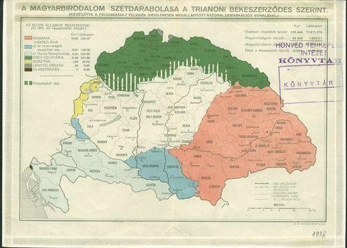 trianon térkép Találatok (HIER=(HTIHierarchy 300)) | Térképek | Hungaricana