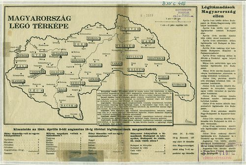 Találatok (HIER=(HTIHierarchy-300)) | Térképek | Hungaricana