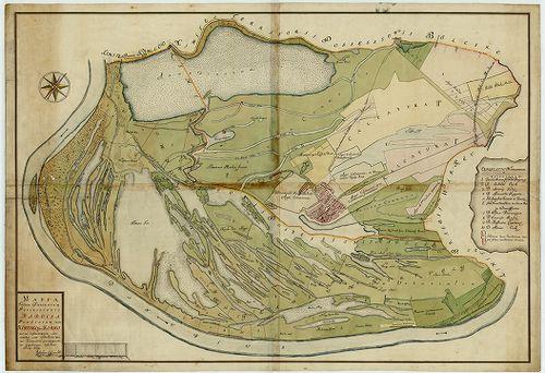madocsa térkép Mappa Facies Terrenorum Possessionis Madocsa Praediorum item [S