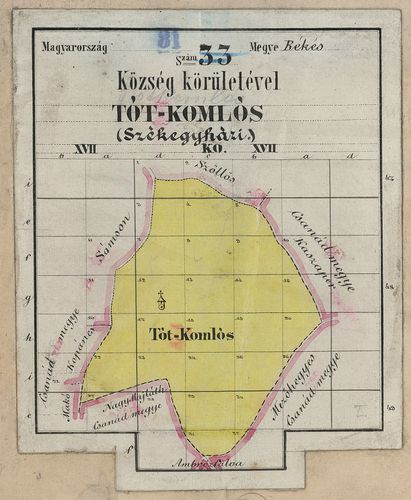 tótkomlós térkép Találatok (FEJZ=(