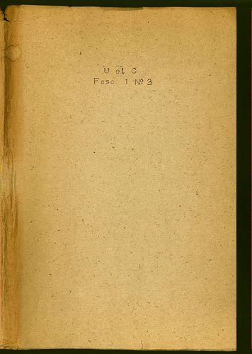 HU MNL OL E 156 - a. - Fasc. 001. - No. 003.