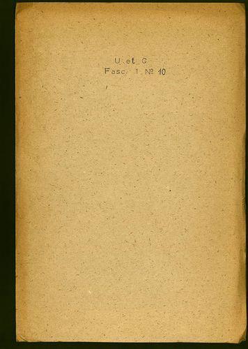 HU MNL OL E 156 - a. - Fasc. 001. - No. 010.