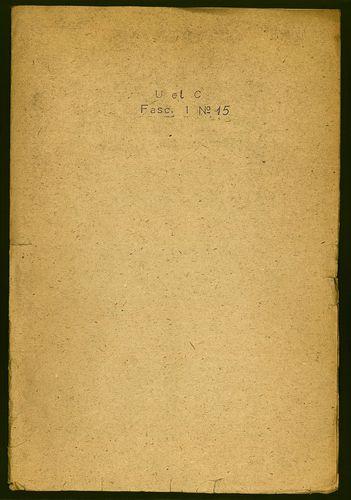 HU MNL OL E 156 - a. - Fasc. 001. - No. 015.