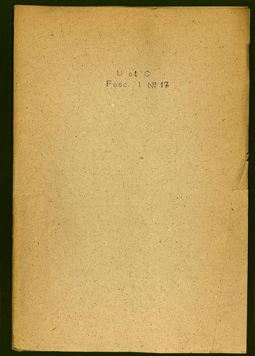 HU MNL OL E 156 - a. - Fasc. 001. - No. 017.