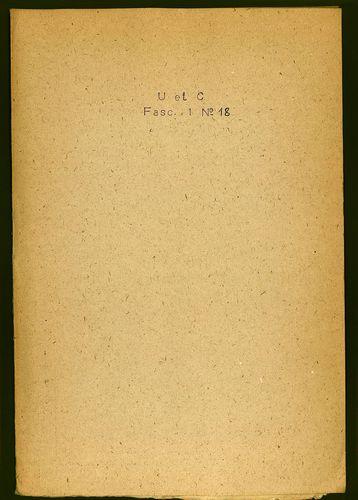 HU MNL OL E 156 - a. - Fasc. 001. - No. 018.