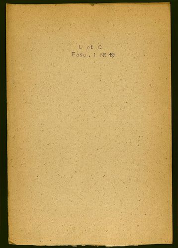 HU MNL OL E 156 - a. - Fasc. 001. - No. 019.