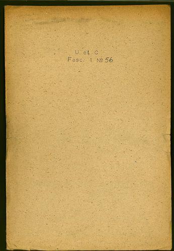 HU MNL OL E 156 - a. - Fasc. 001. - No. 056.