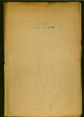 HU MNL OL E 156 - a. - Fasc. 002. - No. 013.