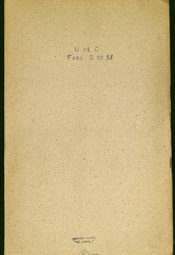 HU MNL OL E 156 - a. - Fasc. 003. - No. 038.