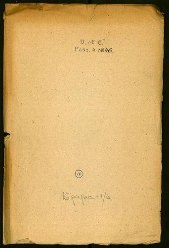 HU MNL OL E 156 - a. - Fasc. 004. - No. 046.