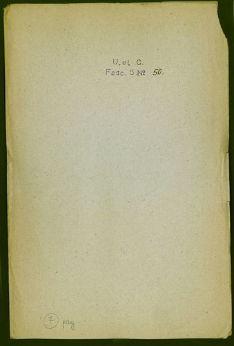 HU MNL OL E 156 - a. - Fasc. 005. - No. 050.