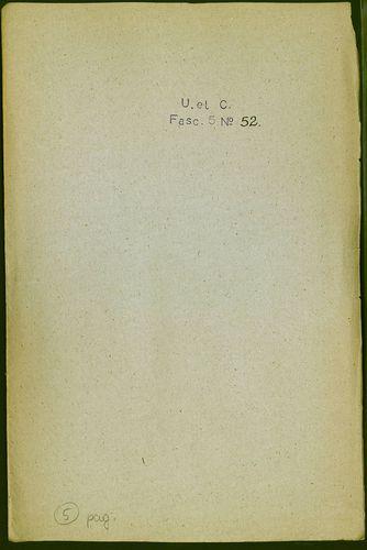 HU MNL OL E 156 - a. - Fasc. 005. - No. 052.