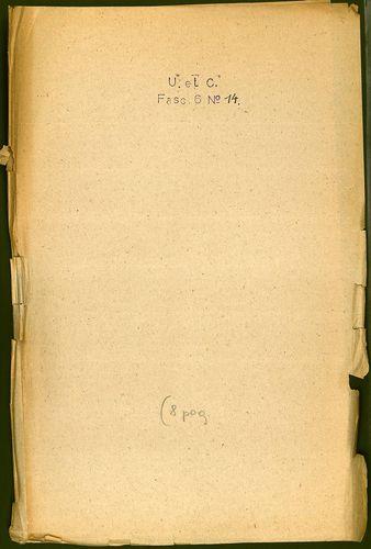 HU MNL OL E 156 - a. - Fasc. 006. - No. 014.