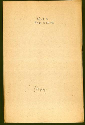 HU MNL OL E 156 - a. - Fasc. 006. - No. 019 / a.