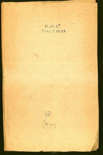 HU MNL OL E 156 - a. - Fasc. 006. - No. 027.