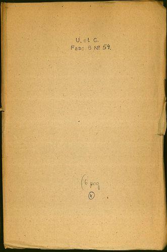 HU MNL OL E 156 - a. - Fasc. 006. - No. 054.