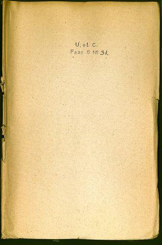 HU MNL OL E 156 - a. - Fasc. 008. - No. 031.