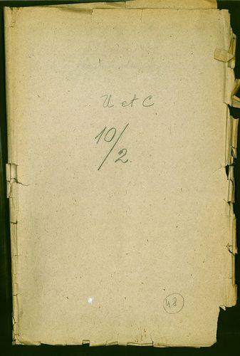 HU MNL OL E 156 - a. - Fasc. 010. - No. 002.