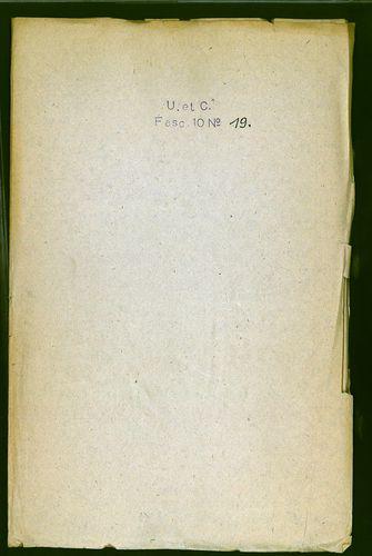 HU MNL OL E 156 - a. - Fasc. 010. - No. 019.