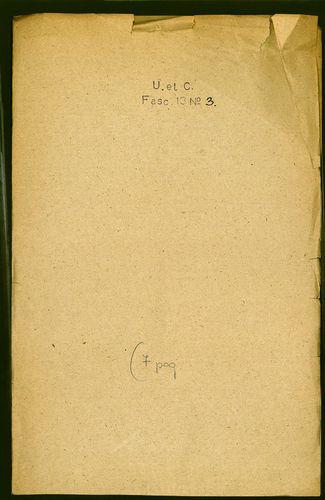 HU MNL OL E 156 - a. - Fasc. 013. - No. 003.