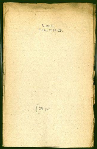 HU MNL OL E 156 - a. - Fasc. 013. - No. 012.