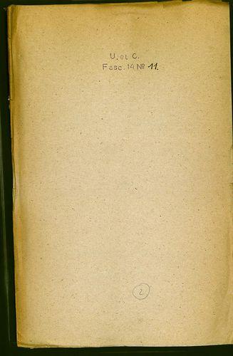 HU MNL OL E 156 - a. - Fasc. 014. - No. 011.