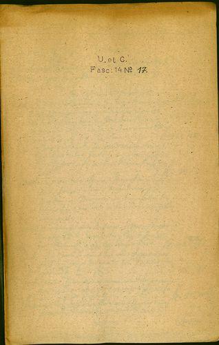 HU MNL OL E 156 - a. - Fasc. 014. - No. 017.