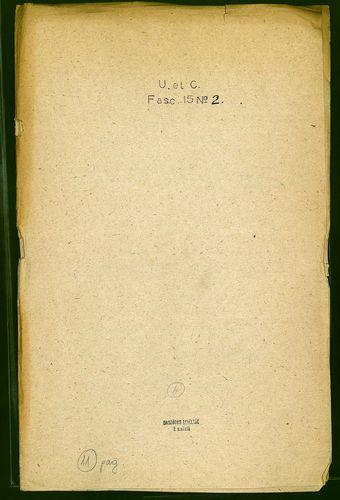 HU MNL OL E 156 - a. - Fasc. 015. - No. 002.