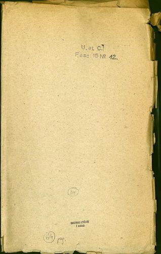 HU MNL OL E 156 - a. - Fasc. 015. - No. 012.