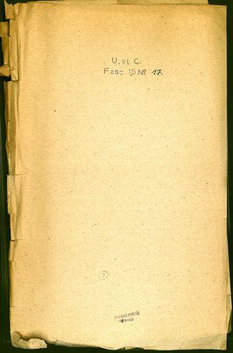 HU MNL OL E 156 - a. - Fasc. 015. - No. 017.
