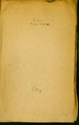 HU MNL OL E 156 - a. - Fasc. 018. - No. 030.