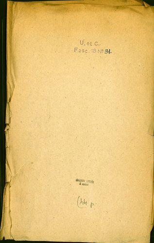 HU MNL OL E 156 - a. - Fasc. 018. - No. 031.