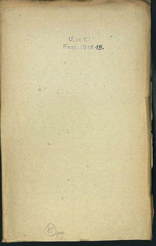 HU MNL OL E 156 - a. - Fasc. 019. - No. 015.
