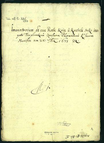 HU MNL OL E 156 - a. - Fasc. 078. - No. 070.