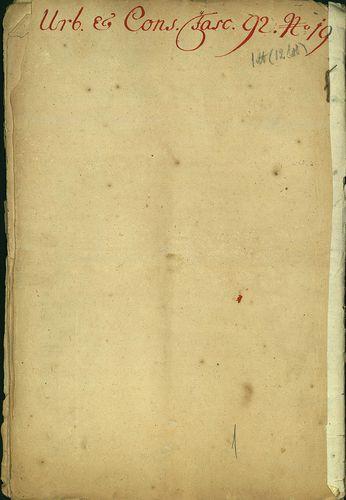 HU MNL OL E 156 - a. - Fasc. 092. - No. 019.
