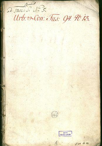 HU MNL OL E 156 - a. - Fasc. 094. - No. 013.