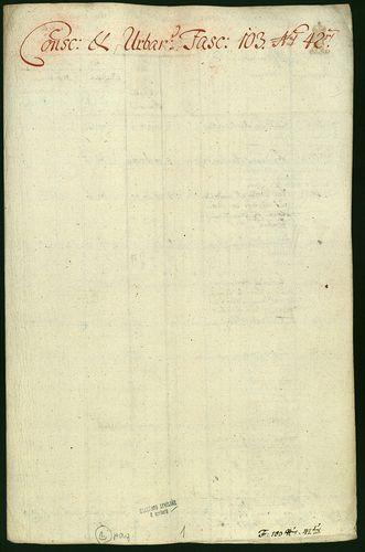 HU MNL OL E 156 - a. - Fasc. 103. - No. 042.